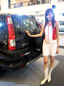 SPG Mobil Indonesia